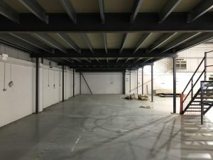 What height do you need for a mezzanine floor?