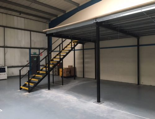 MEZZANINE FIT-OUT IN DERBY