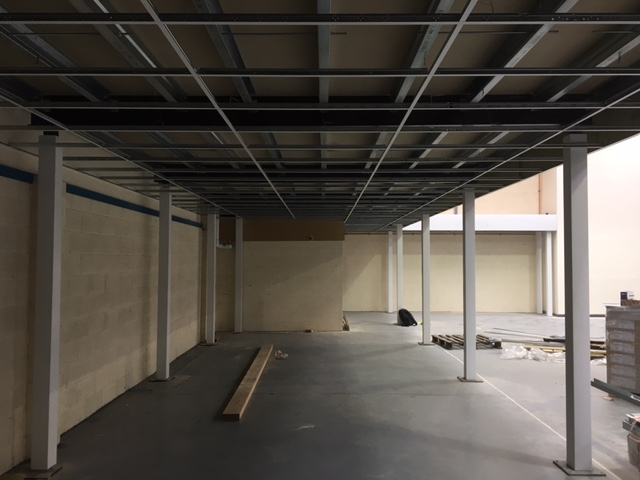 offices partitions installer