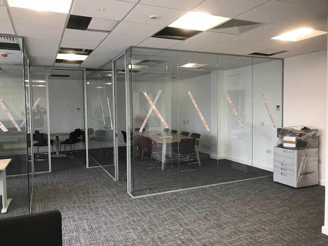 office partitions supplier
