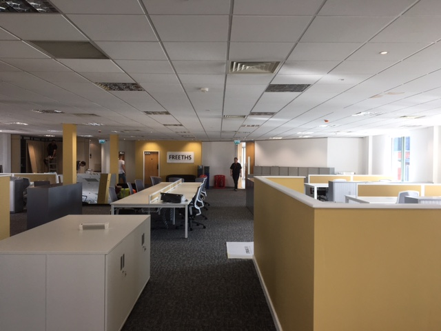offices partitioning company