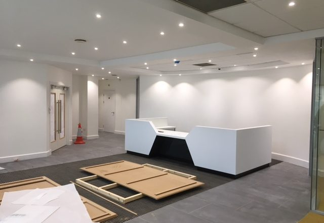 office partitions company