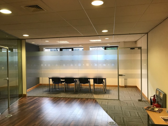 Glass Office Partitions - TDI Systems