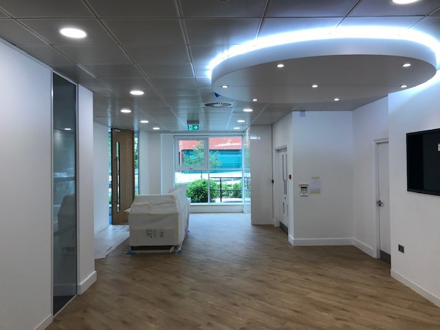 suspended ceiling contractor