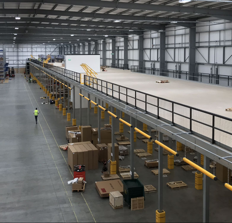 What Is Mezzanine Flooring Used For?